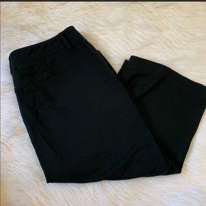 50% off all bundles! Women's black capris